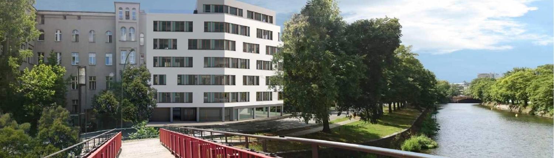 GU Projekt Lutzowufer in Berlin